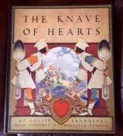 Knave of Hearts Illustrated Book